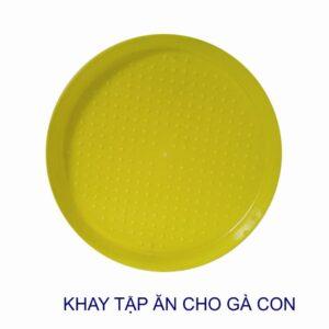 Khay-tap-an-cho-ga-con