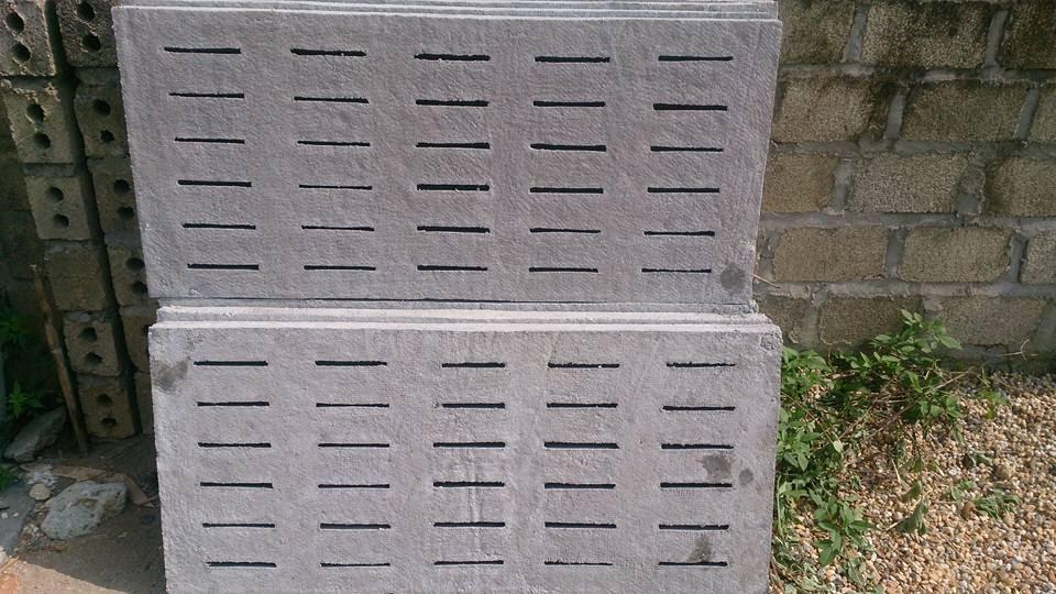 Tấm đan bê tông chính hãng giá rẻ tại Hà Tĩnh